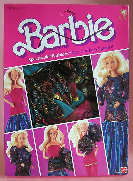 Barbie Spectacular Fashion